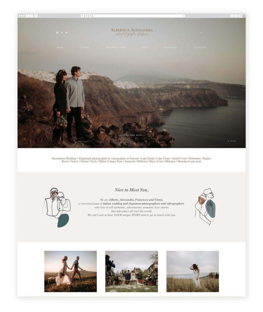 alberto-e-alessandra-photography-website