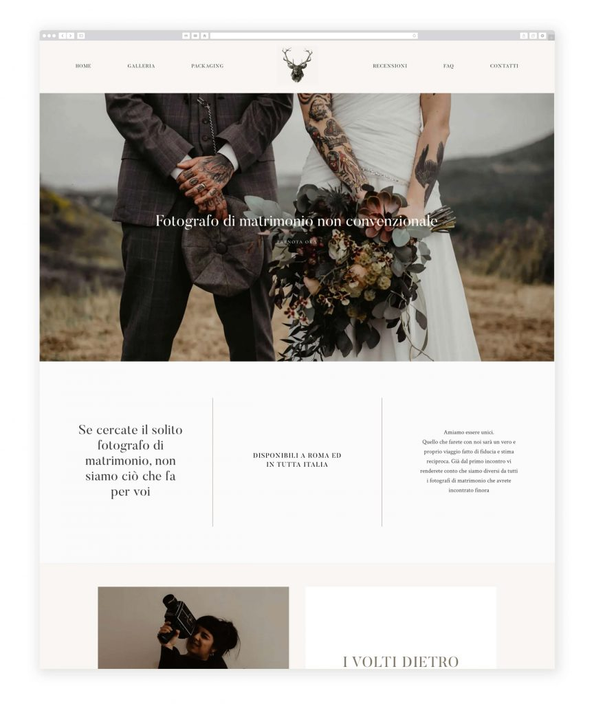 e-bianco-e-nero-photography-website