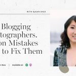 Susan Shek | SEO & Blogging for Photographers. Common Mistakes and How to Fix Them | FloInsider Ep #12